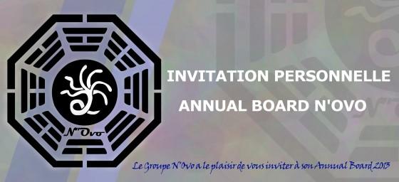 Invitation Novo 1